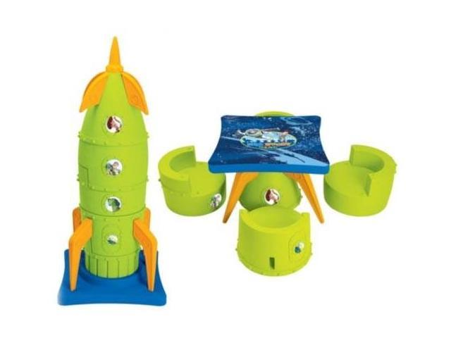 Disney Toy Story Rocket Table Set Puzzle Furniture