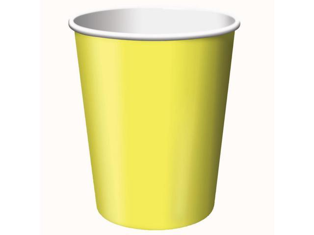 Touch Of Color 24 Count 9oz Hot/Cold Cups Mimosa