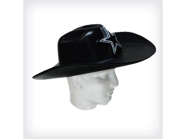 NFL Team Mascot Foamhead Hat: Dallas Cowboys