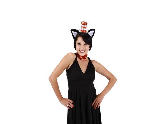 Dr. Seuss Cat In The Hat Costume Accessory Set Teen One Size