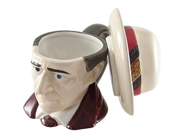 Doctor Who The Seventh Doctor Ceramic 3D Mug Sylvester Mccoy