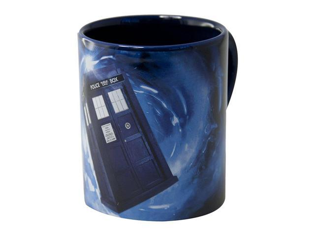 Doctor Who 12 Ounce Hidden Tardis Mug