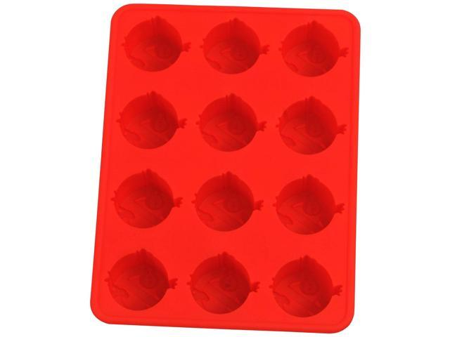 Ghostbusters Logo Silicone Ice Cube Tray