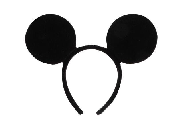 Disney Mickey Ears Costume Headband One Size