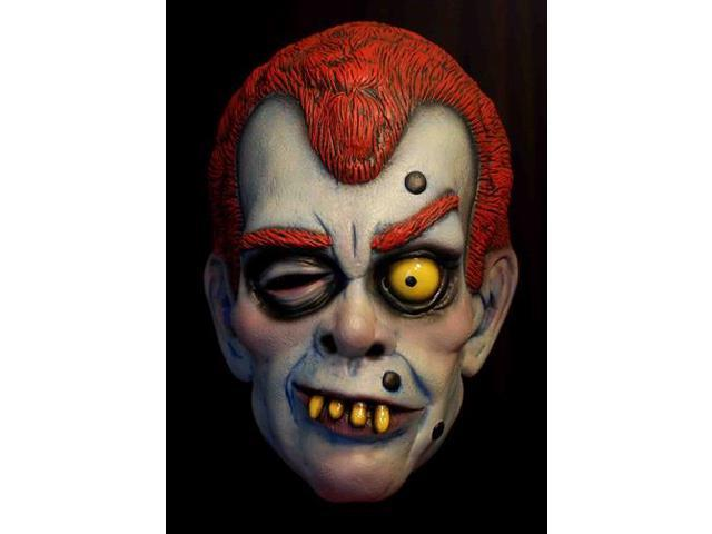 Shock A Billy Full Head Costume Mask Adult One Size