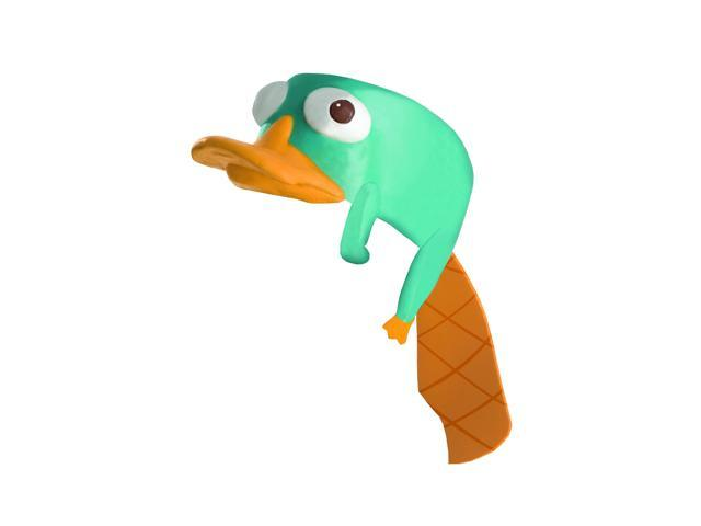 Phineas And Ferb Perry The Platypus Costume Hat Headpiece One Size
