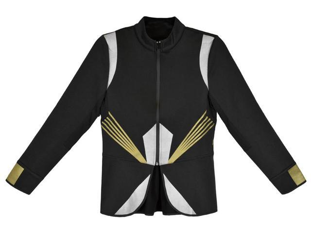 The Hunger Games Catching Fire Female Training Jacket Adult Large