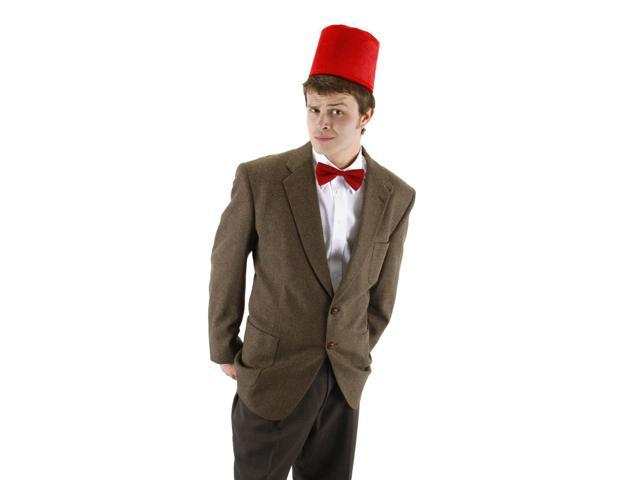 Dr. Who Fez Bowtie Officially Licensed Costume Set One Size