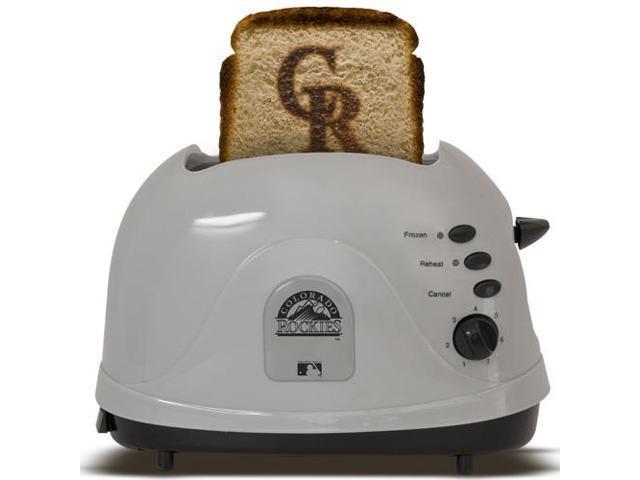 Colorado Rockies MLB ProToast Toaster