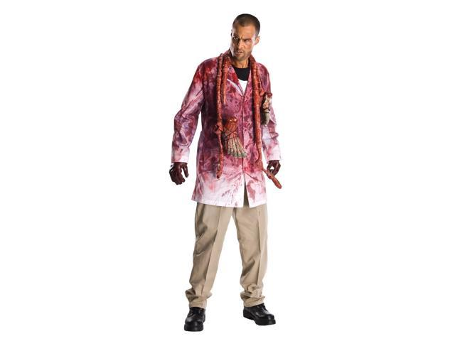 The Walking Dead Rick Grimes Bloody Zombie Parts Costume Adult One Size
