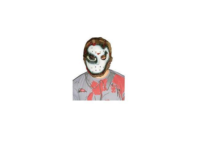 Friday The 13th Jason 3/4 Mask