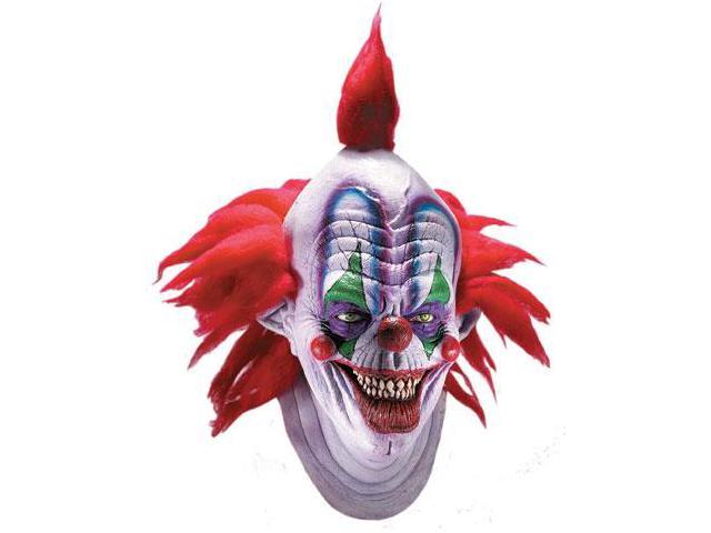 Giggles The Clown Deluxe Large Mask Adult Size