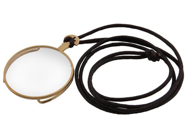 Steampunk Gold Costume Monocle Adult One Size
