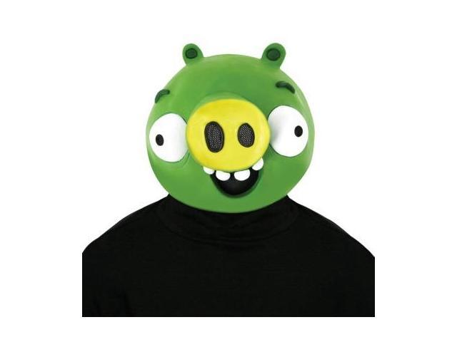 Angry Birds Minion Pig Latex Costume Mask One Size