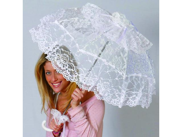 Steampunk Victorian Costume Umbrella Parasol 24