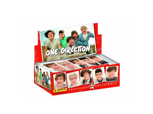One Direction Photo Cards Box of 24 Packs Set