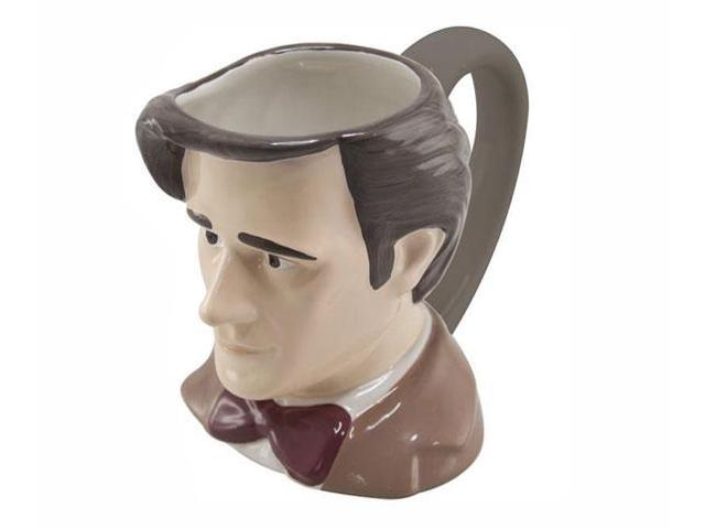 Doctor Who The Eleventh Doctor Ceramic 3D Mug Matt Smith