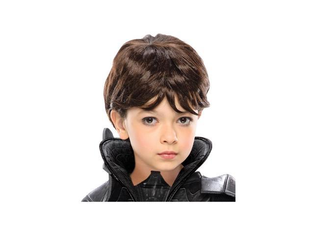 Superman Man Of Steel Faora Costume Wig Child One Size