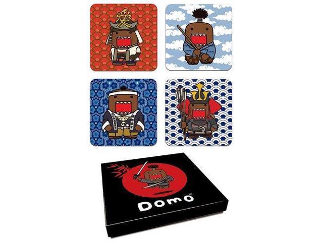 Domo Japanese 4-Piece Coaster Set