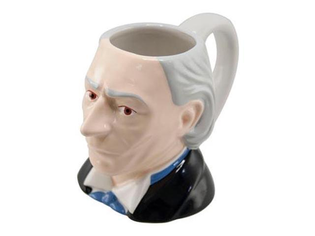 Doctor Who The First Doctor Ceramic 3D Mug William Hartnell