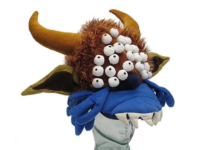 Monty Python Beast Of Aaarrgghh Plush Hat