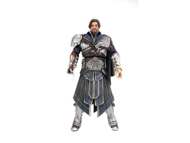 Assassins Creed Brotherhood Ezio Onyx Unhooded Figure