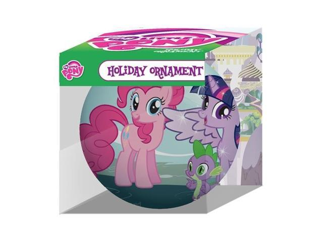 My Little Pony Holiday Group Ornament