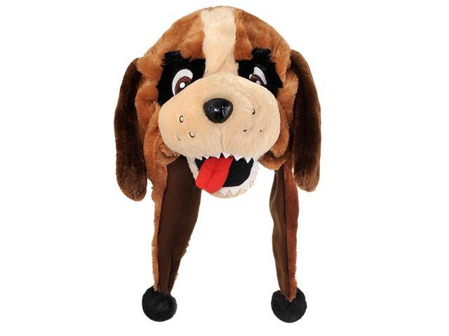 NFL New Orleans Saints Plush Mascot Dangle Hat