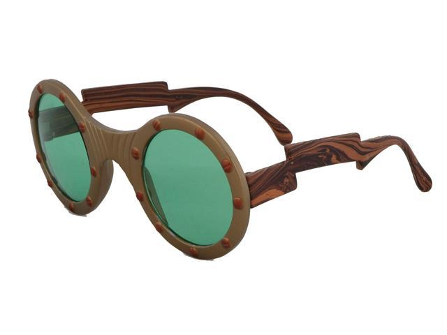 Steampunk Gizmo Costume Glasses One Size