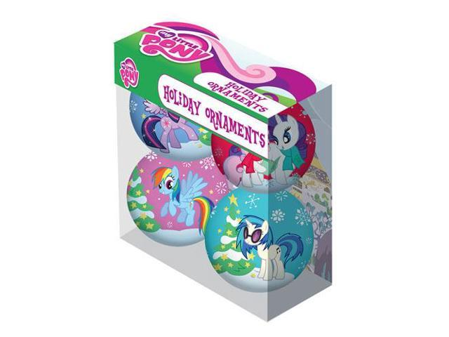 My Little Pony Christmas Holiday Ornaments Pack Set