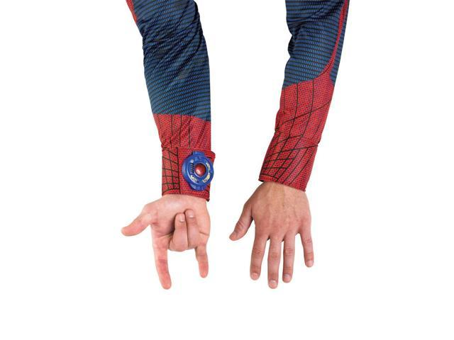 Amazing Spider-Man Deluxe Costume Web Shooter Accessory Adult One Size