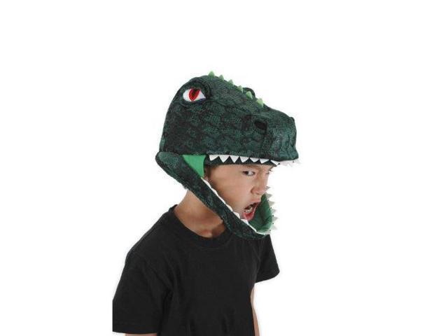 Tyrannosaurus Rex Dinosaur Costume Hat One Size