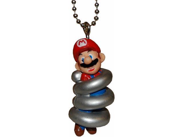 Super Mario Galaxy 2 Keychain Tornado Mario