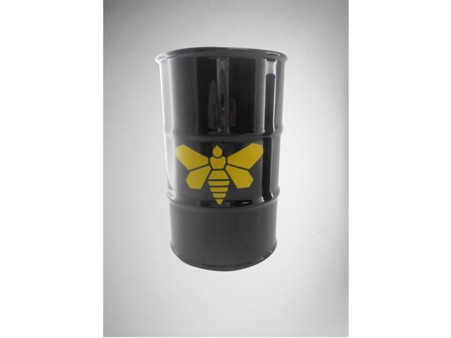 Breaking Bad Barrel Pint Glass