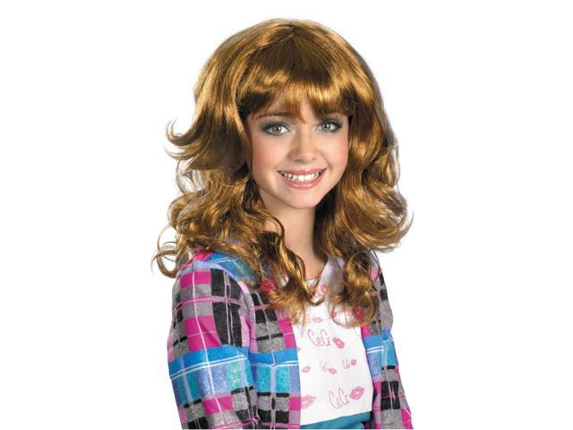 Disney Shake It Up Cece Costume Wig Child One Size