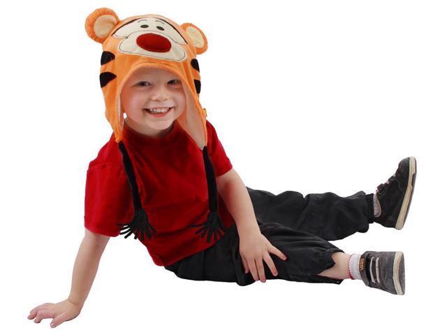 Winnie The Pooh Tigger Costume Laplander Hat Child One Size