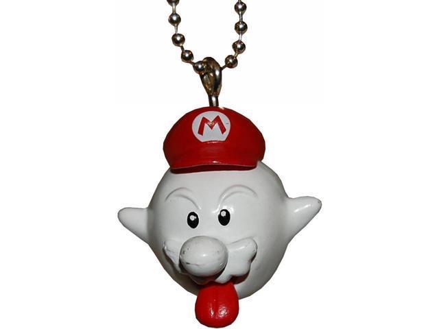 Super Mario Galaxy 2 Keychain Zombie Ghost Mario