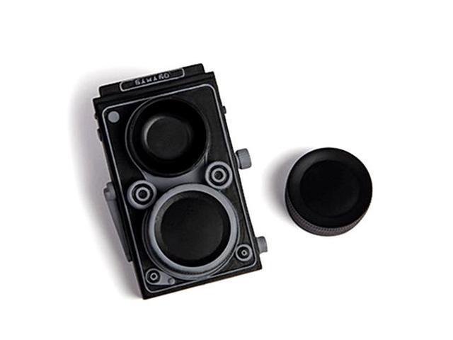 Retro Style Camera Contact Lens Case