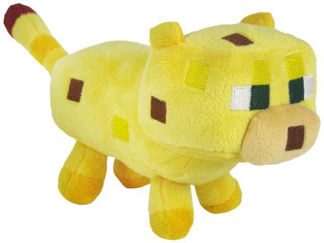 Minecraft Baby Ocelot 6