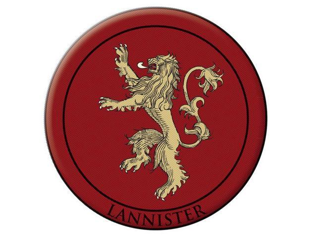 Game Of Thrones Crest Patch: Lannister