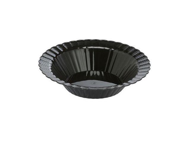 Resposable 12 oz Bowl Black Pack Of 18