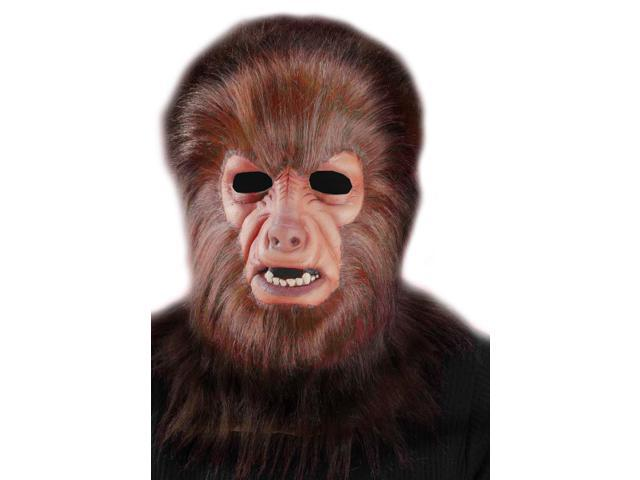 Universal Monster Collector's Edition Wolfman Costume Mask One Size