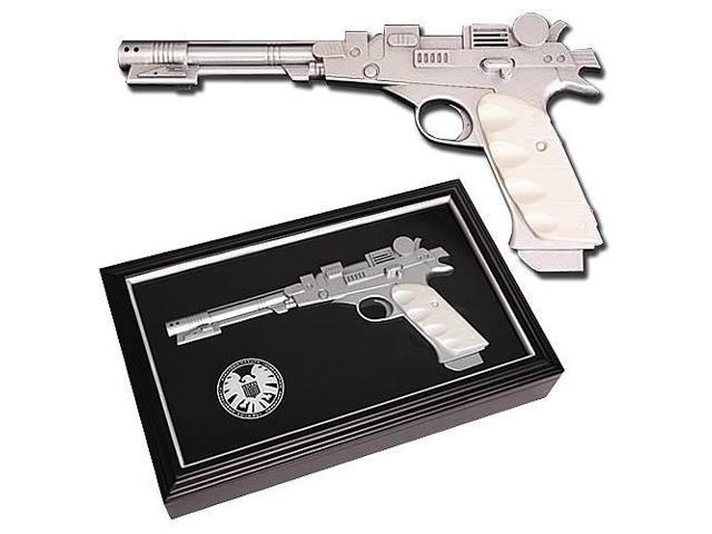Marvel Nick Fury Electronic Needle Gun Prop Replica