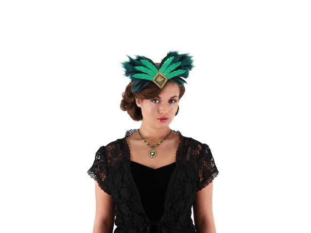 Oz The Great Deluxe Evanora Costume Headband Adult One Size