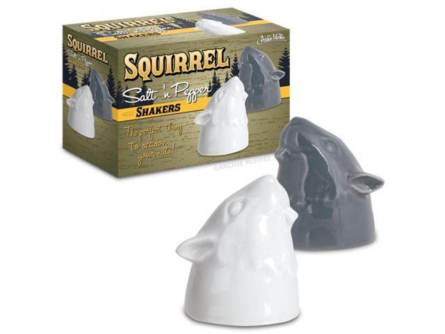 Squirrel Salt & Pepper Shakers