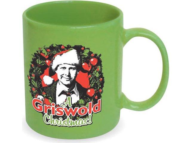 National Lampoon's Christmas Vacation Griswold Wreath Mug