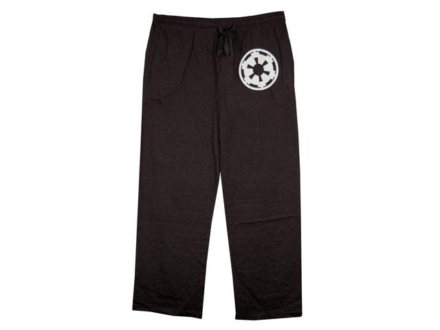 Star Wars Imperial Logo Pajama Lounge Pants Small