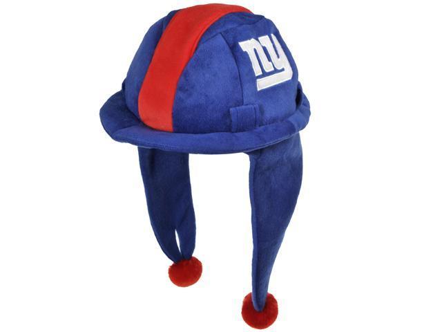 NFL New York Giants Plush Mascot Dangle Hard Hat