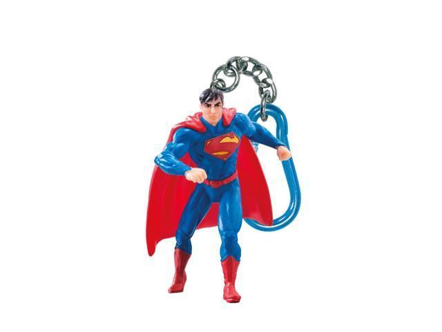 Superman Figural PVC Key Ring