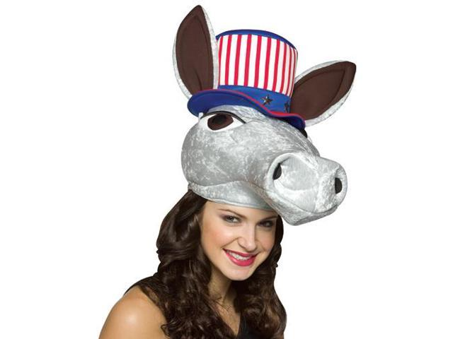 USA Political Donkey Hat